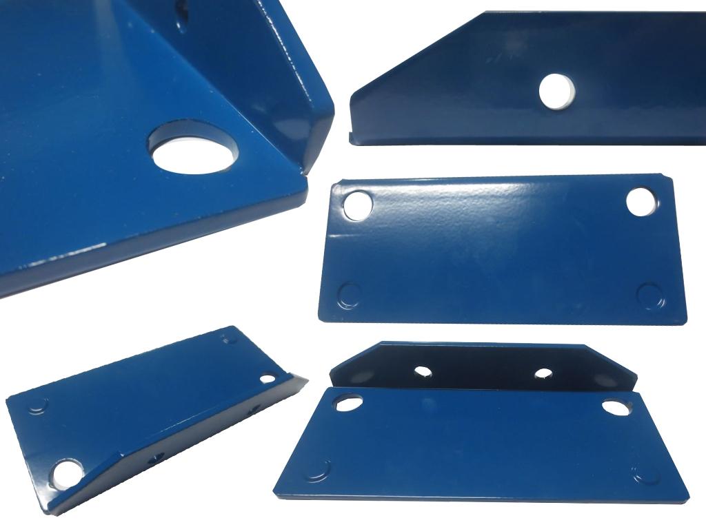 details zu 1x fußplatte f. palettenregal nedcon ns regalfüße fußplatten  schwerlastregal